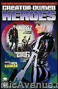 Creator-Owned Heroes #1 (2nd) VF/NM; Image | save on shipping - details inside