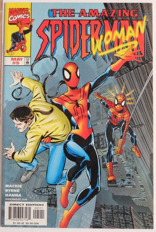 The Amazing Spider-Man #5 - Very Fine 8.0 (1999)