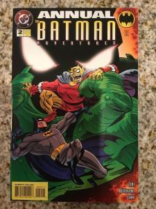 DC Batman Adventures Annual 2