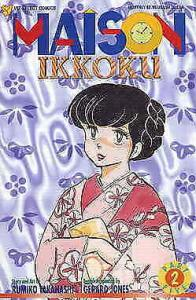 Maison Ikkoku Part 5 #2 VF/NM; Viz | save on shipping - details inside