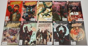 New Warriors vol. 4 #1-20 FN/VF/NM complete series - kevin grevioux - marvel set