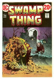Swamp Thing 4   Wrightson