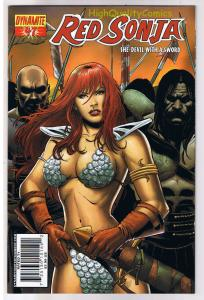 RED SONJA #47, VF+, She-Devil, Sword, Fabiano Neves, 2005, more RS in store