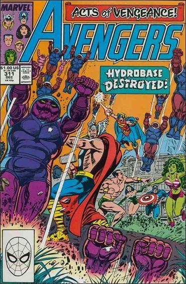 Marvel THE AVENGERS (1963 Series) #311 VF