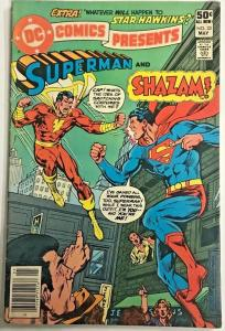 DC COMICS PRESENTS#33 VG/FN 1981 DC BRONZE AGE COMICS