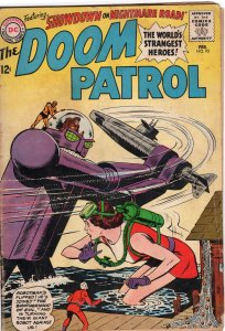 Doom Patrol # 93 DC Comics 1965
