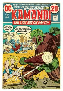 Kamandi The Last Boy On Earth 5