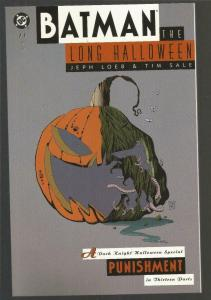 BATMAN #13 THE LONG HALLOWEEN, NM+,  DC, 1997, more in store