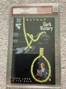 Batman: Dark Victory #0 CGC 8.5 DC/Wizard