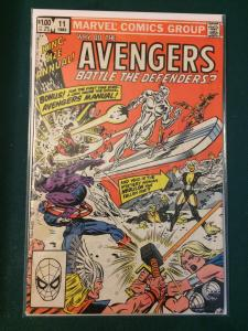 Avengers King-Size Annual #11 vs The Defenders
