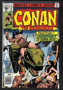 Conan the Barbarian #74 (1977)