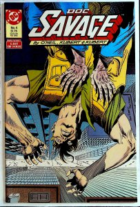 Doc Savage #4 (1988)