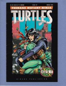 Teenage Mutant Ninja Turtles #57 FN 1st Series