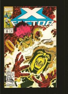 Marvel Comics X-Factor #82 (1992)