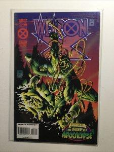 Weapon X 3 Near Mint Nm Marvel