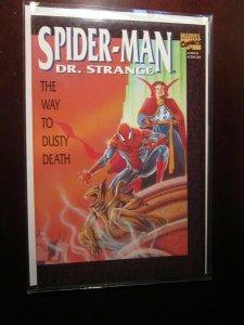 Spider-Man Dr. Strange The Way to Dusty Death #1 - VF - 1992