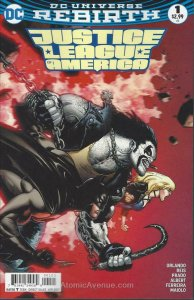 Justice League of America (5th Series) #1A VF/NM; DC | save on shipping - detail