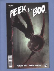 Peek-A-Boo #1 NM Variant Cover B