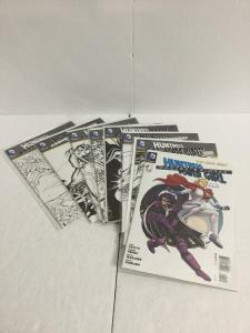 Worlds Finest 1-8 Variant Lot Nm Near Mint Power Girl Huntress DC New 52. IK