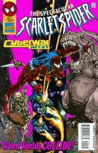 Marvel THE SPECTACULAR SCARLET SPIDER #2 VF