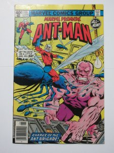 Marvel Premiere (June 1972) #48 Charge of the Ant-Man Brigade by John Byrne VG