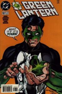 Green Lantern (1990 series) #107, NM (Stock photo)