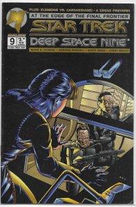 Star Trek: Deep Space Nine (vol. 1, 1993) # 9 FN (Malibu) Altman/Purcell