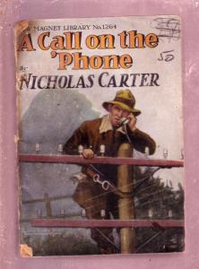 NEW MAGNET LIBRARY-#1264-CALL ON PHONE-NICK CARTER FR