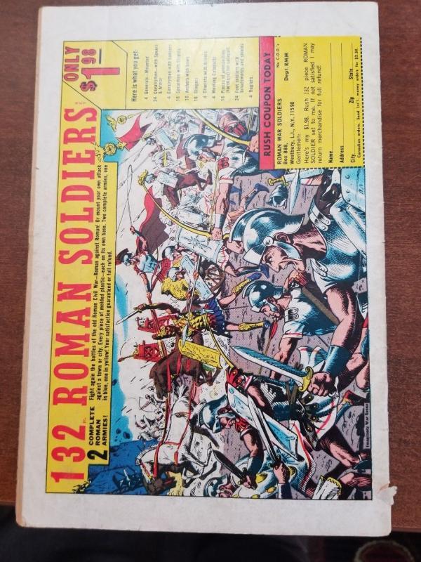 Captain Marvel #4-A VG + Book