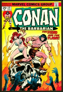 Conan the Barbarian #44