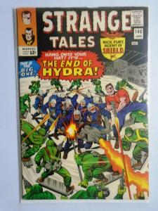 Strange Tales (1st Series) #140, 5.0 (1966)
