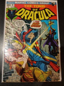 THE TOMB OF DRACULA #9