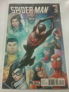 MARVEL SPIDER-MAN #21 NW20
