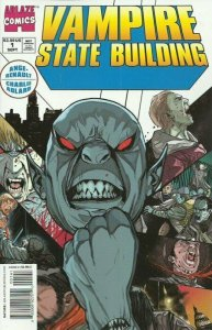 Vampire State Building #1 (2019) NM Ablaze Comics 1st Print VARIANT
