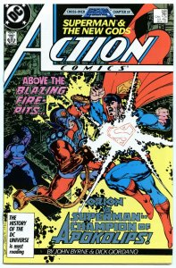 Action Comics 586 Mar 1987 NM- (9.2)