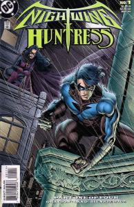 Nightwing and Huntress #1 VF/NM; DC | save on shipping - details inside