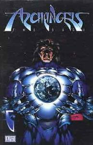 Archangels: The Saga #1 (2nd) VF/NM; Eternal   save on shipping - details inside