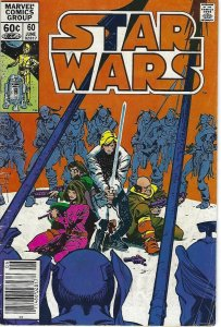 comics comic book star wars #60