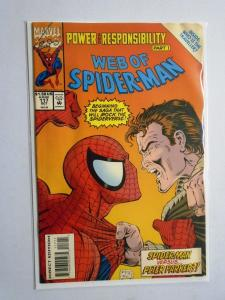 Web of Spider-Man (1st Series) #117, Newsstand Edition 4.0 (1994)