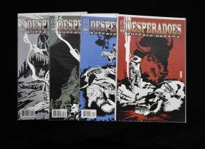 Desperadoes: Buffalo Dreams #1-4 (IDW, 2007)
