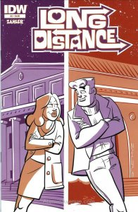 Long Distance #2 VF; IDW | save on shipping - details inside