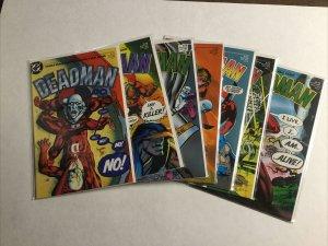 Deadman 1-7 1 2 3 4 5 6 7 Lot Set Run Nm- Nearmint DC Comics