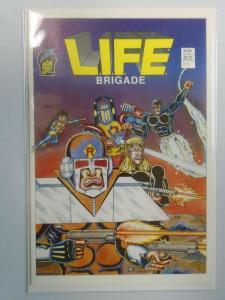 Life Brigade #1 8.0 VF (1986)