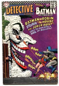 Detective #365 comic book 1967- Batman- Great Joker cover VG+