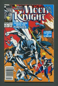 Moon Knight #9  /  9.2  NM-  /  Newsstand December 1989