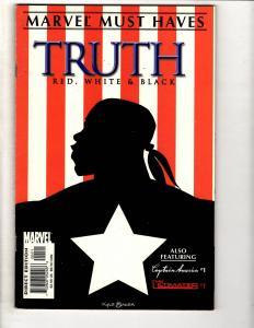 5 Marvel Comics Truth 4 Superpro 1 Sleepwalker 3 Secret Wars 2 8 Warriors 14 JW3