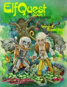 Elfquest: Book 2 #2, Fine (Stock photo)