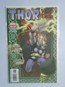 Thor Blood Oath (Marvel) #1 - 8.0 VF - 2005