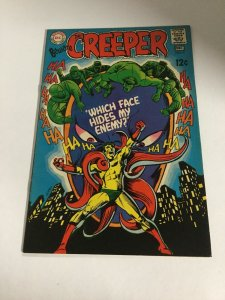 Beware The Creeper 4 Nm- Near Mint- 9.2 DC Comics Silver Age