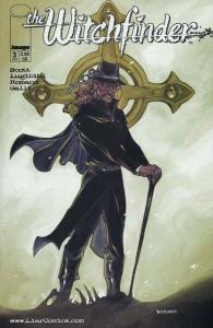 Witchfinder, The #3 VF; Image | save on shipping - details inside